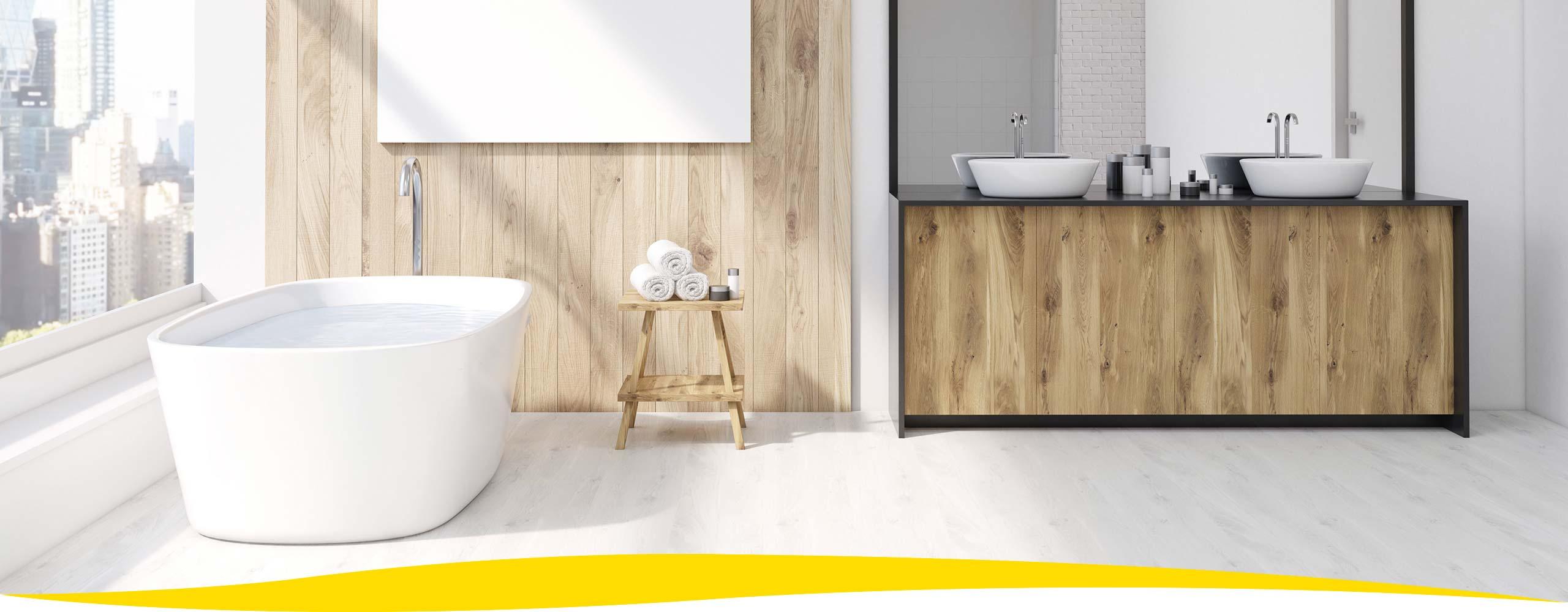 Badkamer verbouwen door de installateur uit Breda